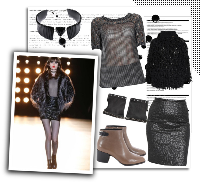 Fall Fashion Bad Girl Style Italist Magazine