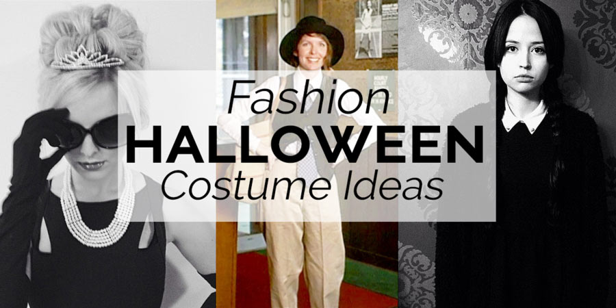 Fashion Halloween Costume Ideas