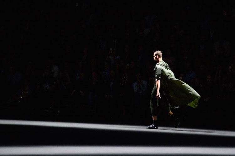 milan fashion week ss17, Versace, menswear