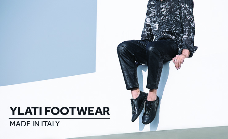 Ylati Footwear: Interview with Founder, Luca Martino
