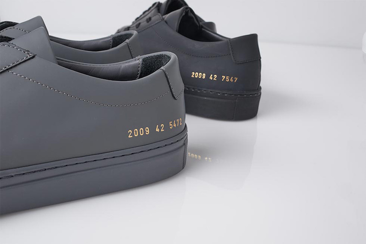 Common Projects Sneakers  The Gold Standard for Luxury Footwear 613786410