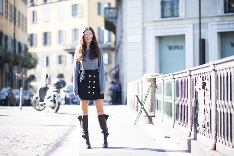 italian fashion bloggers, italist magazine, instagram blogger, Erika Boldrin