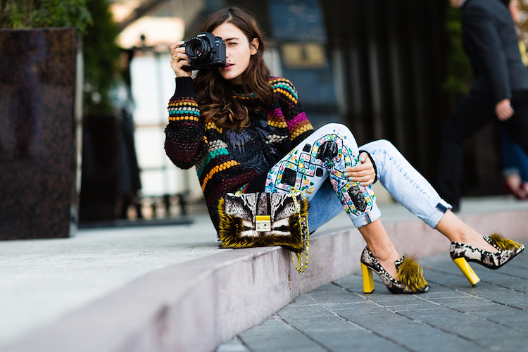 8 Female Italian Fashion Bloggers You Need To Follow On Instagram