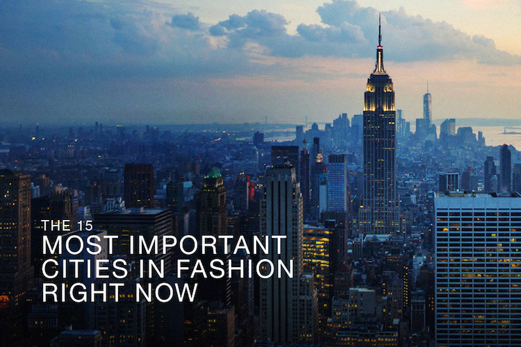 fashion cities, fashion capitals, italist magazine