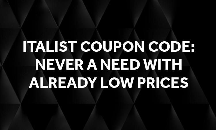 italist coupon code, italist magazine, italian boutique, italian fashion