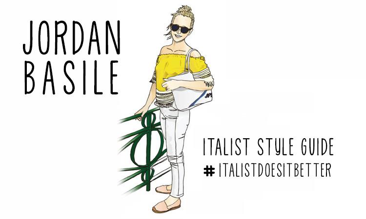 #italistdoesitbetter, jordan basile, styleguide, italist magazine