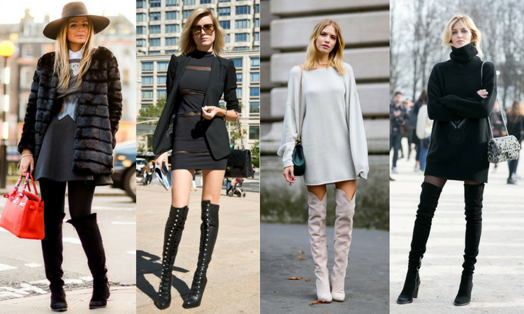 3e38683f4c9 Over the Knee Boots This Season are Taller