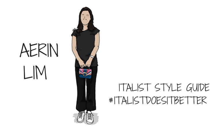 Italist Style Guide, San Francisco Fashion, Aerin Lim, italist magazine, san francisco style