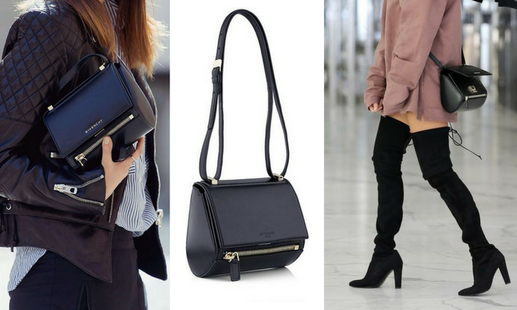 d165e52b83 The 5 Chicest Styles in The Givenchy Pandora Handbag Collection