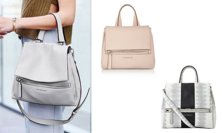 d7b4d47077 The 5 Chicest Styles in The Givenchy Pandora Handbag Collection