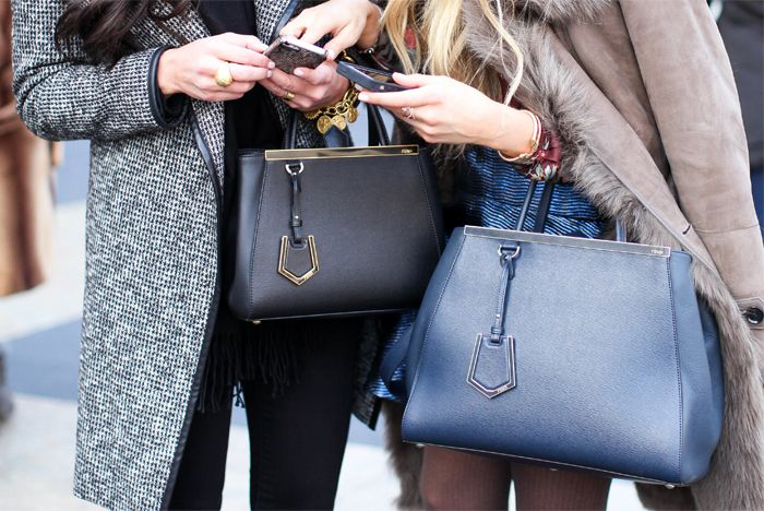 5 Reasons why the Fendi Petite 2Jours Tote is our Top Selling Handbag