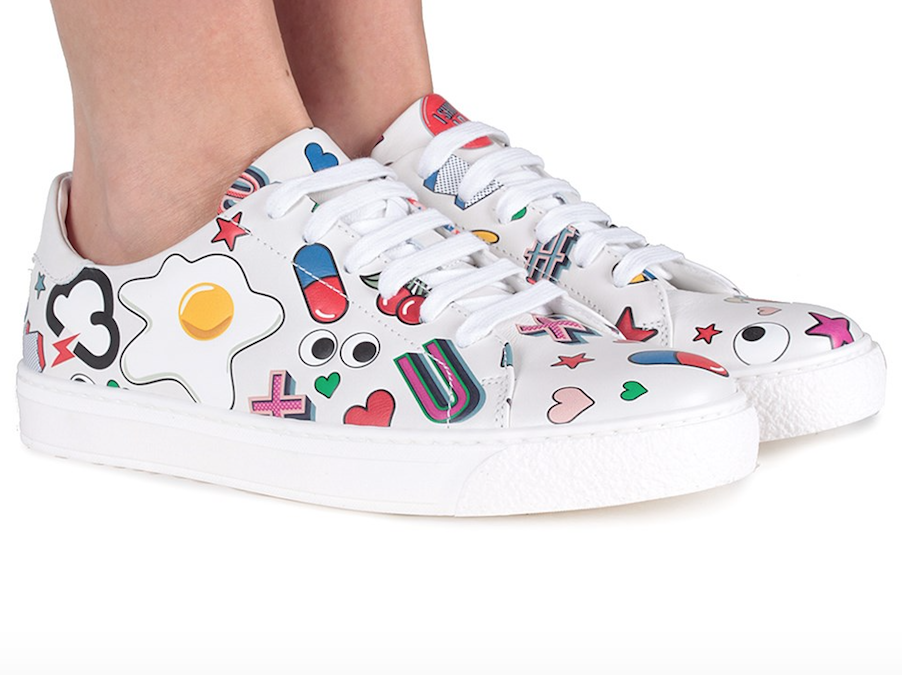 Sneakers with Stars