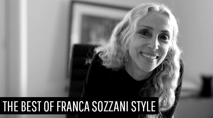 The Best of Franca Sozzani Style