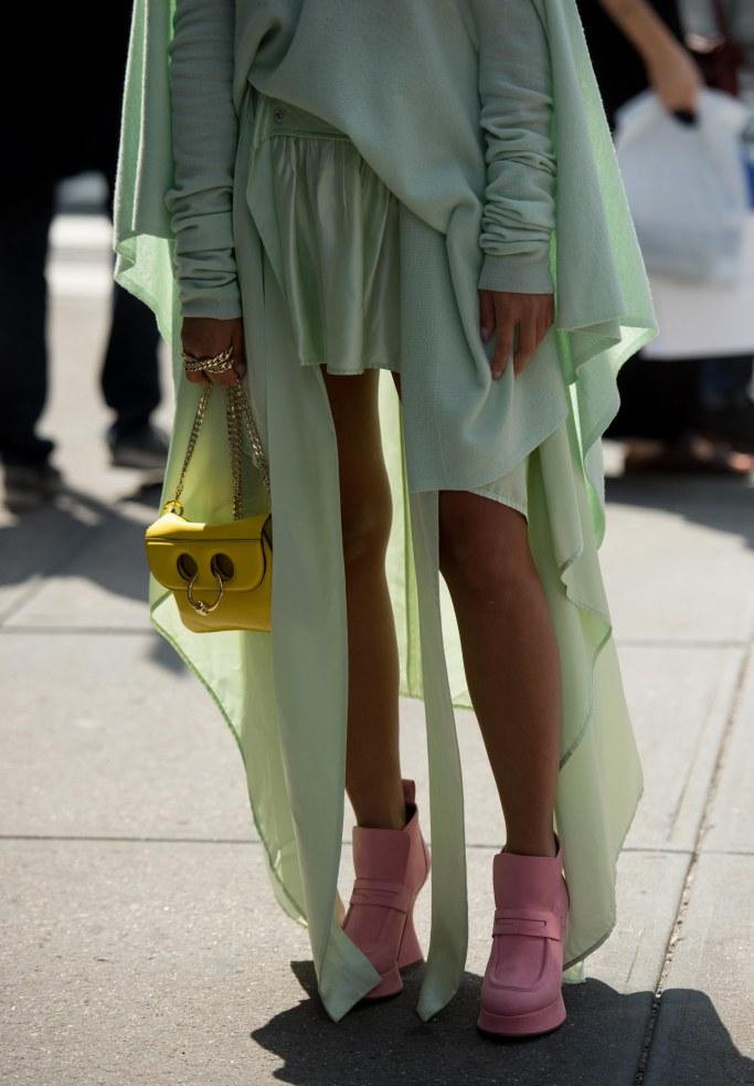 New York Fashion Week Ss18 Street Style Guide Italist Magazine