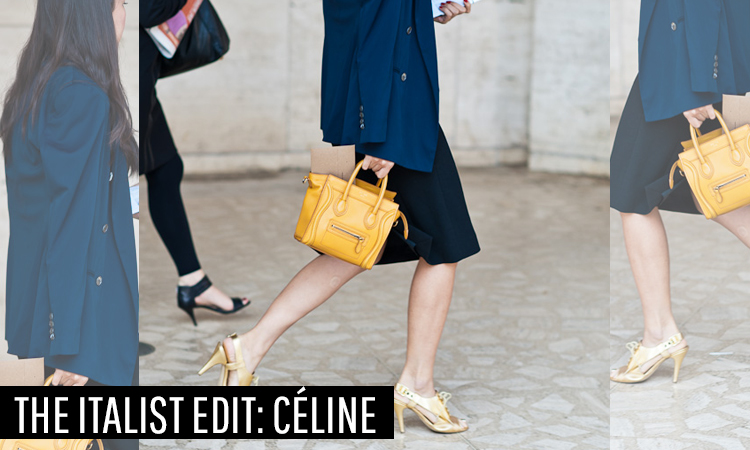 celine fall 2017 collection italist edit