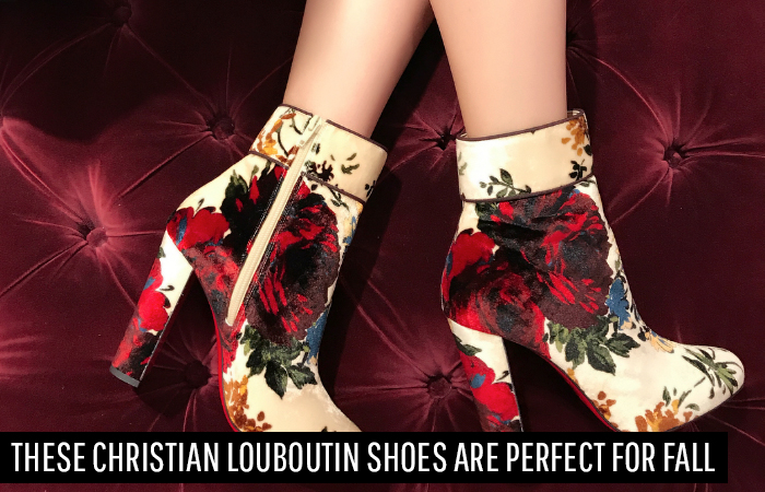 These Christian Louboutin Women's Shoes Are Perfect for Fall
