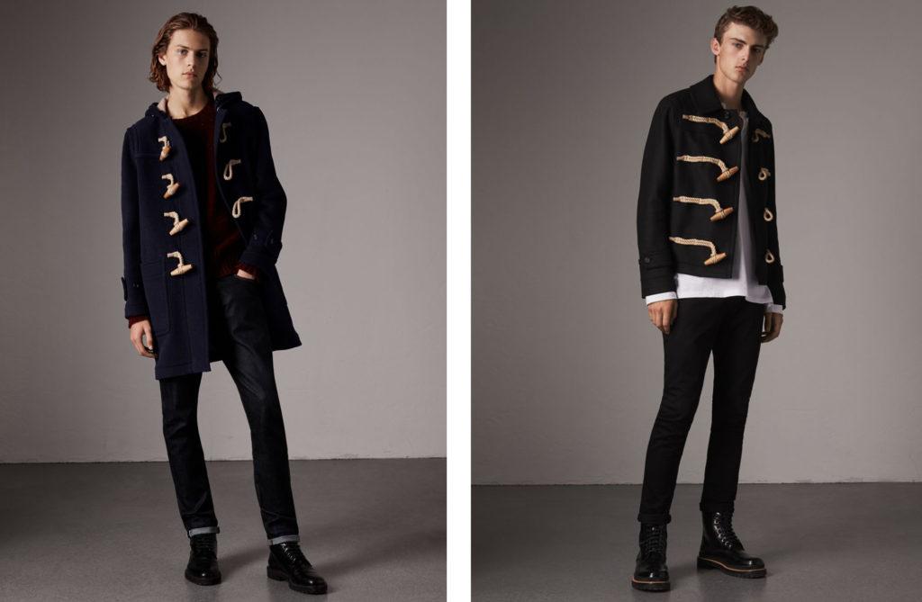 burberry-coat-for-men-duffle coats