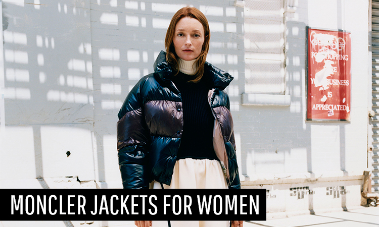 Get Winter-Ready with Moncler Jackets for Women