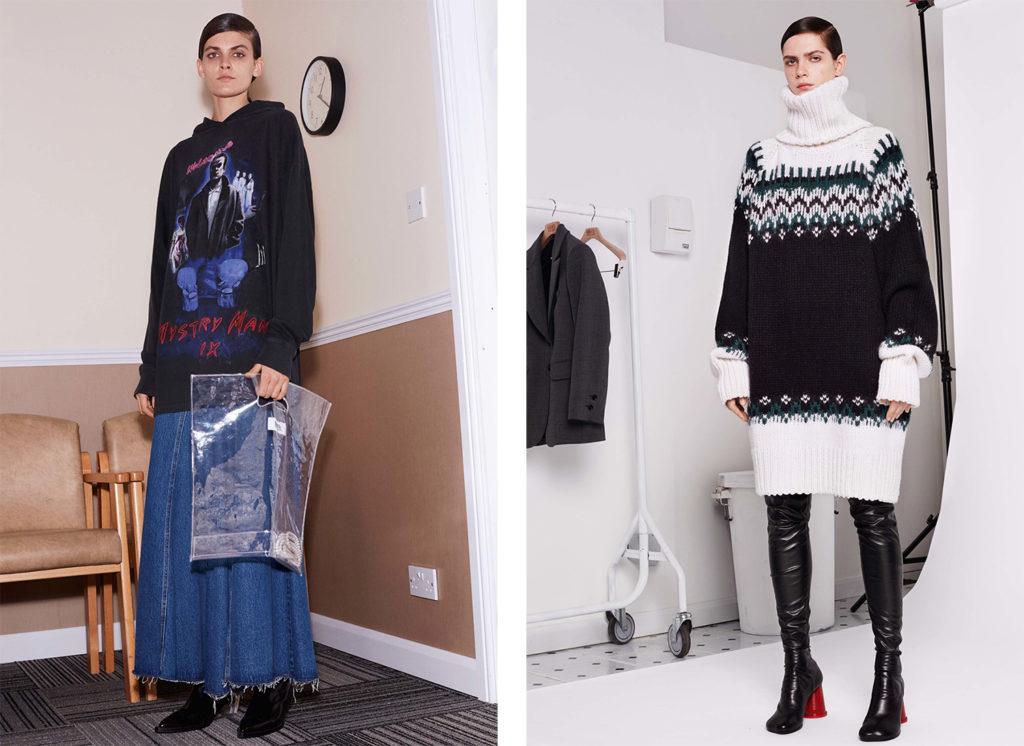 maison margiela on sale-coats-sweaters