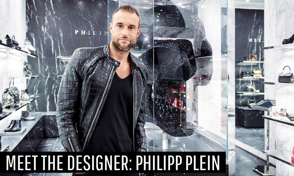Meet The Designer: PHILIPP PLEIN