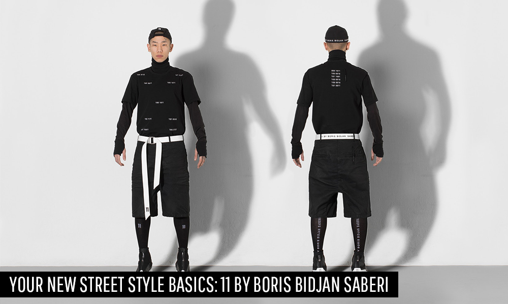 Street Style Essentials: 11 BY BORIS BIDJAN SABERI
