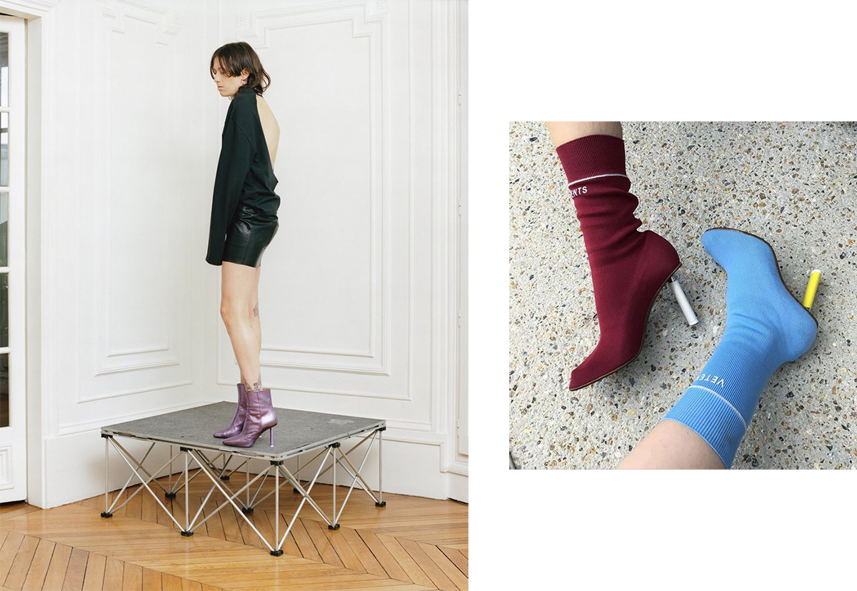 ON SALE   Vetements Boots for Women