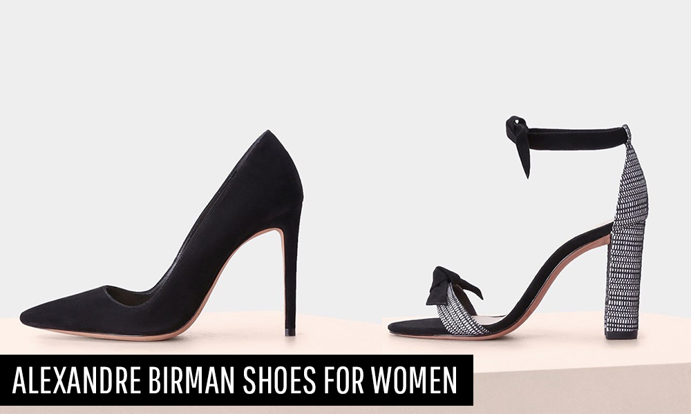 Style Essentials | Alexandre Birman Shoes for Women