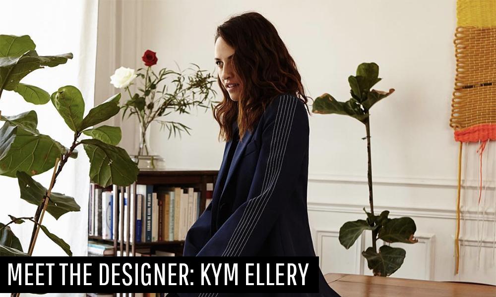 Meet The Designer: Kym Ellery of ELLERY