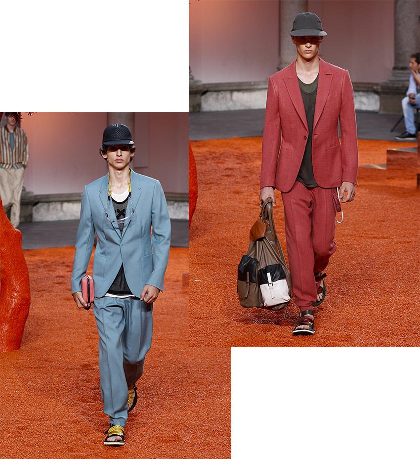 Ermenegildo Zegna Suits for Men