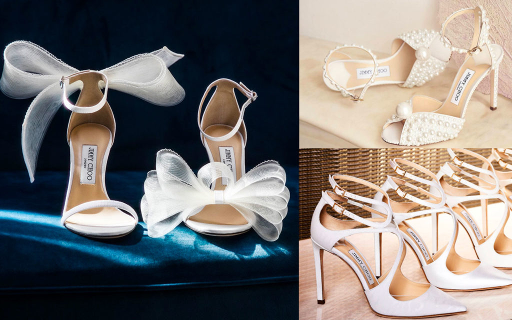 """How To Say """"I Do"""" In Jimmy Choo Shoes"""