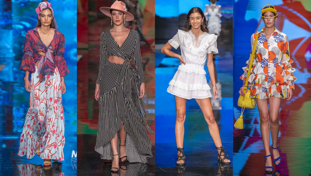 Miami Fashion Week 2019 The Best Designers From The Latin World And Beyond