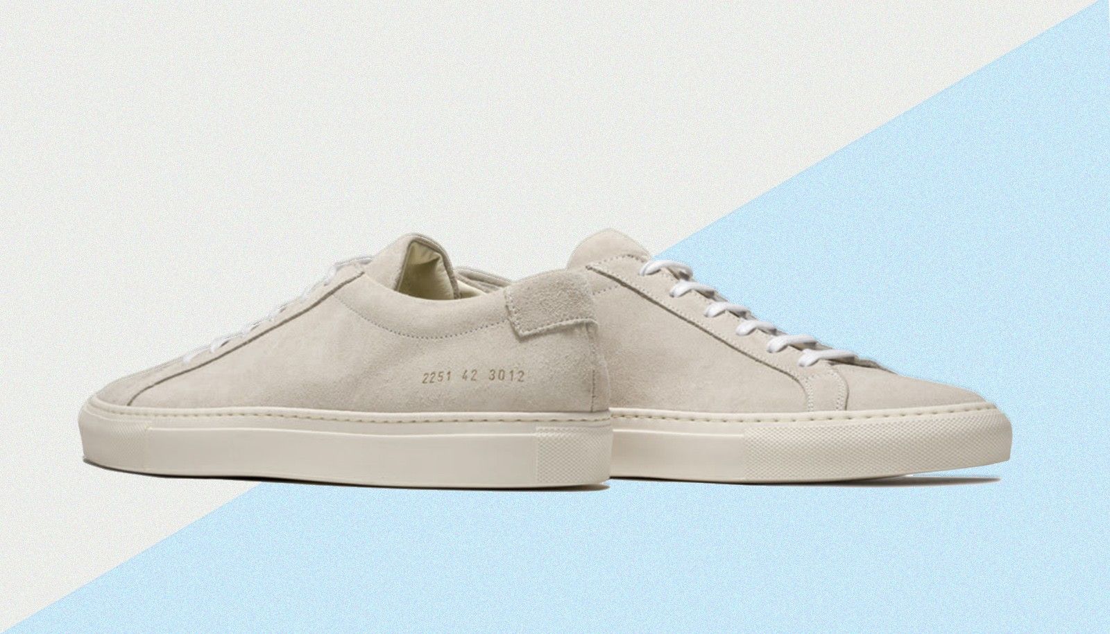 Common Projects Sneakers: The Gold